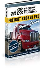 Atex Freight Broker Training Home Study
