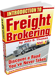 introduction to freight brokering